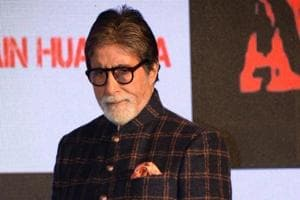 Amitabh Bachchan has said that Tumblr prevented him from posting his latest blog post on the microblogging web site.