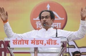 Uddhav Thackeray is expected to address around 10,000 people today, said a Shiv Sena leader.