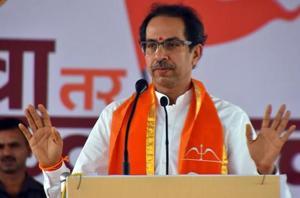 Shiv Sena chief Uddhav Thackeray on Sunday said one who will trounce the Sena was yet to be born.