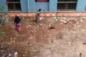 2 women suspected of killing 16 puppies in Kolkata, video sparks outrage