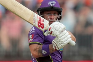 Big Bash League, Melbourne Stars vs Hobart Hurricanes in Melbourne, live score and updates