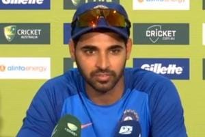 'Not impossible to win from here': Bhuvneshwar on Ind vs Aus ODI series