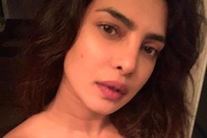 Priyanka Chopra poses for a selfie on her Instagram.