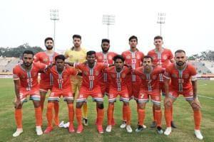 Chennai City FC.