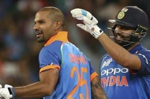 Rohit-Dhawan join Tendulkar-Ganguly in elite ODI list