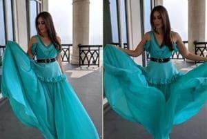 Kareena Kapoor's latest fashion inspiration seems to be Princess Jasmine.