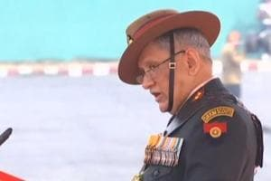 Army will ensure that J&K becomes a peaceful place: General Bipin Rawat