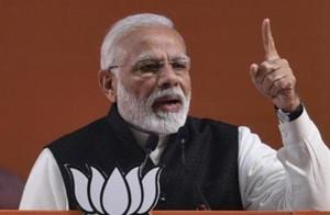 "Prime Minister Narendra Modi on Tuesday accused the past governments at the Centre of ruling like ""sultanates"" and neglecting the country's rich heritage."
