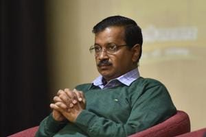 A man in his mid-twenties has been detained for questioning in connection with the anonymous email received by Delhi chief minister Arvind Kejriwal's office on January 9 threatening to kidnap the AAP leader's daughter,