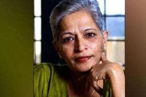 Journalist Gauri Lankesh was murdered in Bengaluru in 2017.