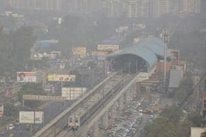 The DMRC runs five restaurants at Kaushambi Metro station which allegedly discharge untreated waste water into the stormwater drains of Kaushambi.