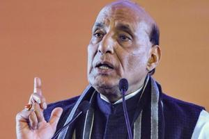 Rajnath Singh said he supports freedom to follow any religion but was of the opinion that a debate is needed as mass conversion is a matter of concern for any country.
