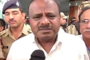 I have sufficient number: HD Kumaraswamy on BJP's horse-trading remark