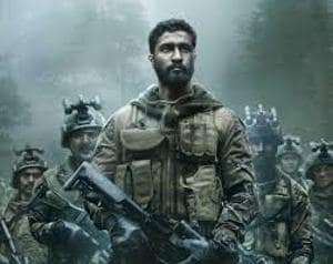 Uri: The Surgical Strike makes a little over Rs 55 crore in five days.
