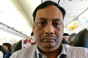 Jadavpur University professor Kanak Sarkar who sparked off a row after his Facebook post comparing girls' virginity to a 'sealed bottle or sealed packet' went viral.