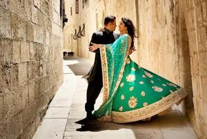 Salman Khan and Katrina Kaif will be seen together again in Bharat.
