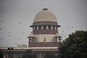 The Supreme Court on Wednesday refused to modify the directions it had laid down for the appointment of the DGPs in the states. (Photo by Biplov Bhuyan/ Hindustan Times)