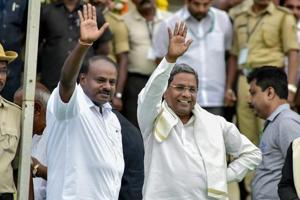 'Missing' Karnataka MLA returns, Congress says no threat of desertions