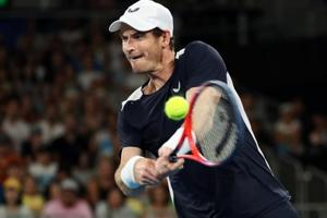File image of Andy Murray.
