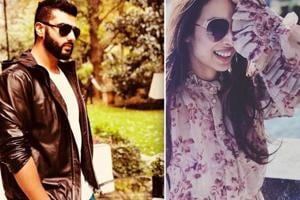 Malaika Arora and Arjun Kapoor's throwback pictures from their vacations were shared on Instagram.