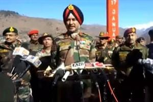 2018 was great year for security forces: Lt General Ranbir Singh
