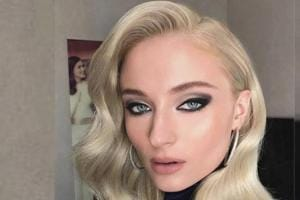 Sophie Turner looks stunning in new behind-the-scenes photos and videos. (Instagram)