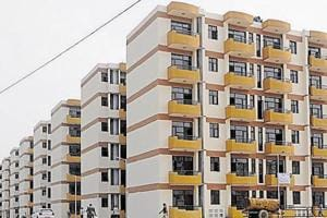 A total of 7,555 cases were filed in the housing category against a pendency of more than 500 cases before the District Consumer Disputes Redressal Commission, Chandigarh.
