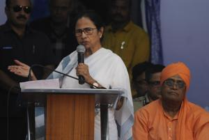 """West Bengal chief minister Mamata Banerjee said the January 19 mega opposition rally in Kolkata would sound the """"death knell"""" for the BJP in the Lok Sabha elections and regional parties would be the deciding factor."""