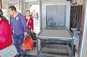 Passengers flying out from the Delhi airport may soon have to shell out up to Rs 50 as airlines are expected to pass on the X-ray baggage charges.