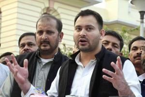 Tejashwi also asked PM Narendra Modi to come true on his promise of special category status for Bihar.