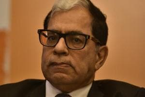 """Justice AK Sikri, who reached the Supreme Court later than usual on Thursday, quipped that he came to work despite being unwell because """"people make all kinds of assumptions"""" these days."""