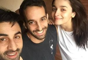 Ranbir Kapoor and Alia Bhatt are currently working on their film Brahmastra.