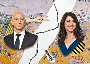 "After 25 years of ""loving exploration"", Jeff Bezos and his wife are divorcing each other"