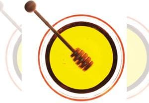 According to Ayurveda, honey is sweet with an astringent-like end taste