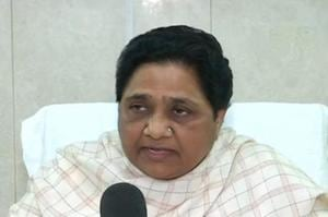 I want to give him a chance to learn: Mayawati on getting nephew into B...