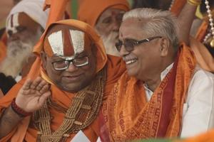 A day after senior RSS leader Suresh Bhaiyyaji Joshi created a buzz by setting 2025 as deadline for Ram temple in Ayodhya, the organisation on Friday clarified that the date was for the completion of construction.