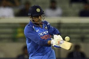 MS Dhoni's 87 not-out and his partnership with Kedar Jadhav in the final ODI guided India to the historic win against Australia.