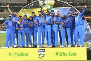 MSDhoni, Yuzvendra Chahal guides India to historic series win in Australia