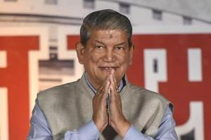 Former Uttarakhand chief minister Harish Rawat said Ram temple will be built in Ayodhya when Congress comes to power at the Centre.