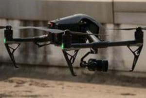 India's civil aviation ministry has pushed back to April the date on which individuals and companies will be able to fly drones. (Photo by Milind Saurkar/Hindustan Times)