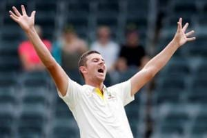 File image of Australia cricketer Josh Hazlewood