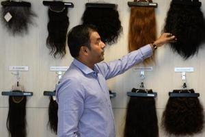 Pakistan exports over 100,000 kg human hair to China