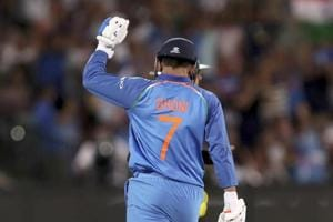 Sourav Ganguly reveals why batting at No. 4 is 'right' for MS Dhoni
