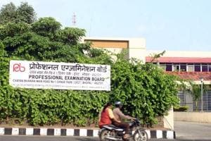 Madhya Pradesh's scam-hit Vyapam has now been renamed Professional Examination Board. (File photo)