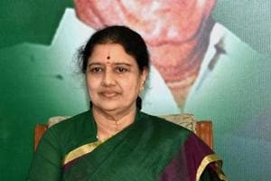 Ousted AIADMK leader V K Sasikala was given special treatment in a prison in Bengaluru.