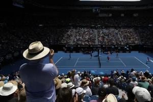 Representative image -  The incident took played during the match between Ashleigh Barty and Russia