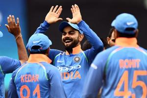 'Entree over, time for main course' – Styris challenges Kohli & Co
