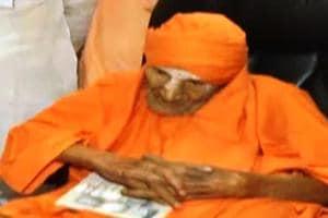 Siddaganga seer Shivakumara Swami dies at the age of 111