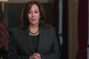 Kamala Harris becomes first Indian-American woman to announce White House...
