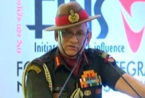 Non-contact warfare imminent in near future: General Bipin Rawat